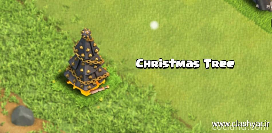 تغییرات آینده در کلش آف کلنز و درخت کریسمس