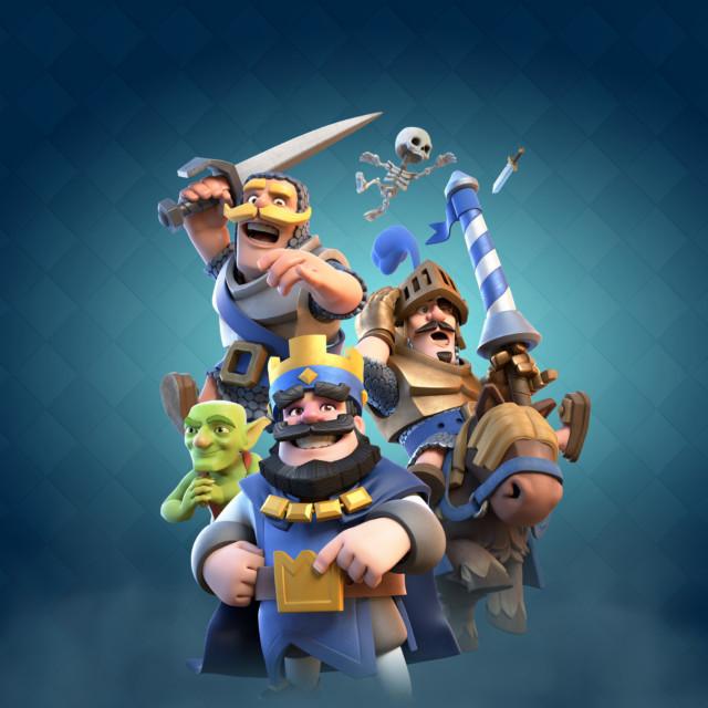 clash royale بازی جدید سوپرسل اعلام شد