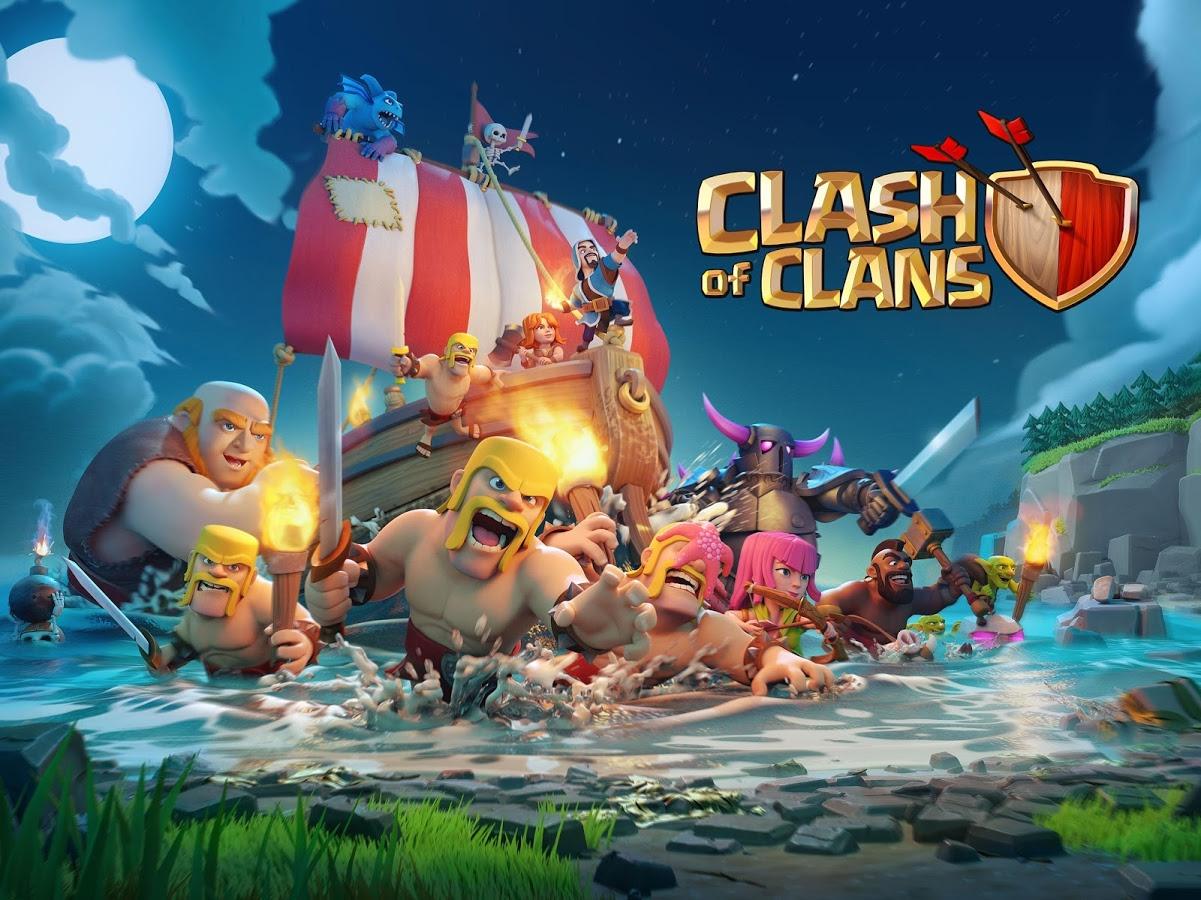 دانلود Clash Of Clans 9.105.9 آپدیت جدید کلش اف کلنز برای اندروید