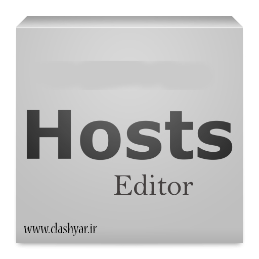 استفاده از تمامی نسخه های مود شده کلش اف کلنز با برنامهHosts Editor
